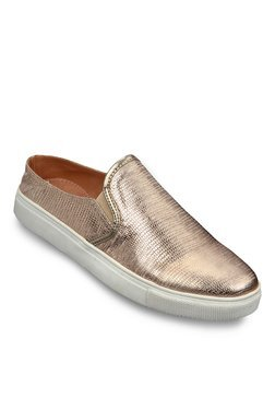 Lavie Rose Gold Casual Shoes