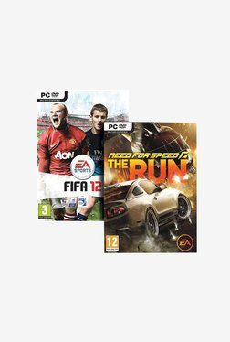 FIFA 12 + Need for Speed (PC)