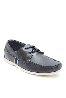 Red Tape Dark Grey Casual Shoes