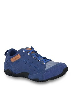 Buy Woodland Blue Casual Shoes for Men