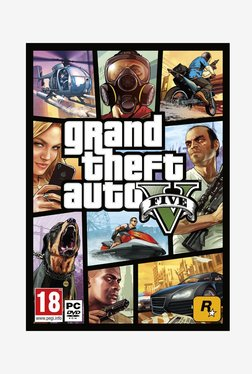 Grand Theft Auto V (PC) (Windows 7)