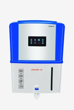 Moonbow WR-16092UFT 9L RO + UV + UF Water Purifier(White & Blue)