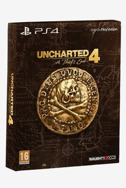 Uncharted 4: A Thief's End Special Edition (PlayStation 4)