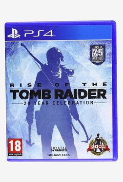 Rise Of The Tomb Raider: 20 Year Special Edition (PS4)