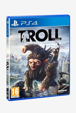 Troll and I (PlayStation 4)