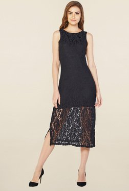 AND Black Lace Dress - Mp000000001437475