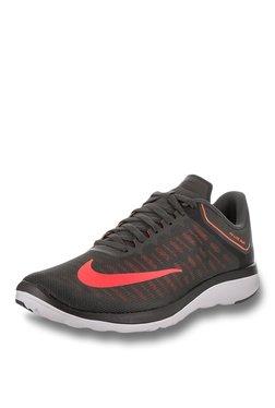 55e16719bbd7 Nike FS Lite Midnight Fog   Hyper Orange Running Shoes. View More. Price- ₹  3