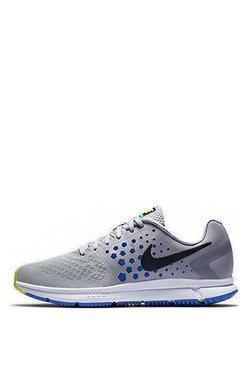 Nike Zoom Span Wolf Grey & Cobalt Running Shoes