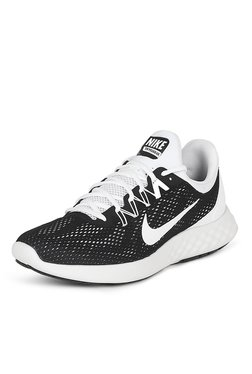 Nike Lunar Sky Black & White Running Shoes
