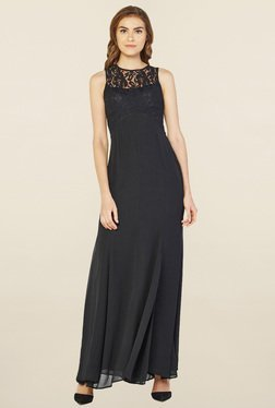 AND Black Lace Dress - Mp000000001437181