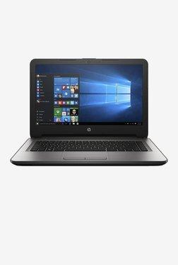 "HP 14 AR004TU (i3 6th Gen/4GB/1TB/14""/Win10/INT) Silver"