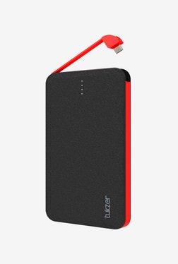 Tukzer TZ-EP-203 10000 MAh Power Bank (Black/Red)