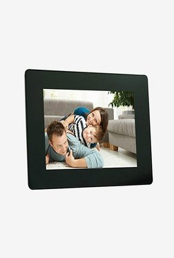 "Merlin 8"" LCD Photo Frame (Black)"