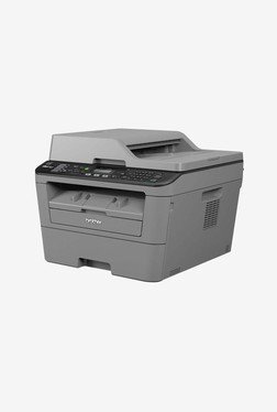 Brother MFC L2701D Multi Function Laser Printer  Grey  Brother Electronics TATA CLIQ