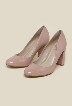Kurt Geiger Pale Pink Casual Pumps