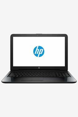 "HP 15-BE012TU Laptop (i3 6th Gen/4 GB/1TB/15.6""/DOS) Black"