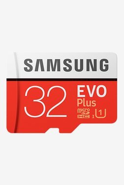 Samsung EVO Plus MB-MC32GA/IN 32 GB SDXC microSD Card