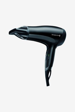 Remington D3010 2000 W Power Dry Hair Dryer (Black)
