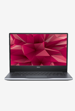 "Dell Inspiron 7560 (i5 7th Gen/8GB/1TB/15.6""/W10/4GB) Grey"