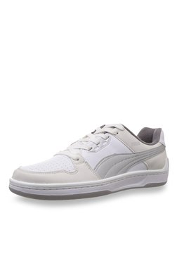 Puma Unlimited Lo DP White & Cream Training Shoes