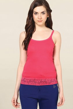 Only Pink Lace Cami Top