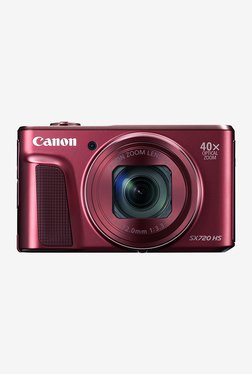 Canon PowerShot DC PS SX720 20.3 MP Point & Shoot Camera Red