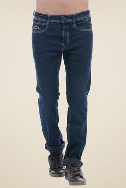 Pepe Jeans Denim Blue Skinny Fit Lightly Washed Jeans