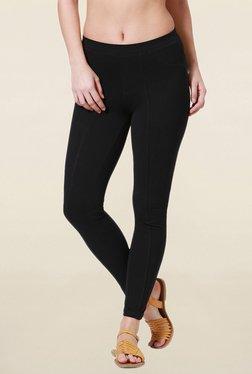 2f6bb9df926d4 Buy People Leggings - Upto 70% Off Online - TATA CLiQ