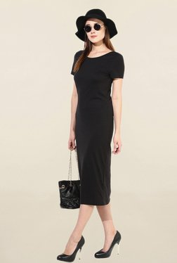 Only Black Midi Dress
