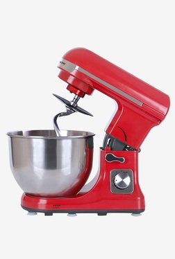 Wonderchef 1000W Stand Mixer (Red)