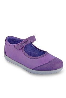 Beanz Barbara Purple Mary Jane Shoes