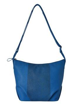 Baggit LXE3 Cider E Tarzen Danube Blue Sling Bag