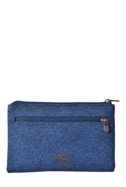 Baggit LMP Peggy Frosty Indigo Blue Mobile Pouch