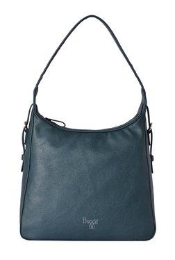 Baggit L Gale Tarzen Blue Hobo Shoulder Bag