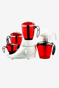Butterfly Desire 550 W Mixer Grinder (Red & White)