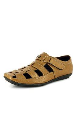 Alberto Torresi Paavo Tan Fisherman Sandals