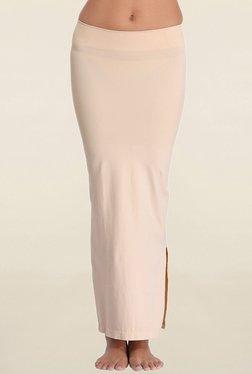 Clovia Beige Solid Saree Shapewear