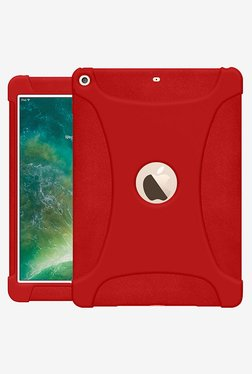 Amzer Silicone Skin Jelly Case Red For Apple IPad 9.7