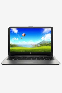 "HP 15-bg003au (AMD Quad Core/4GB/500GB/15.6""/DOS) Silver"