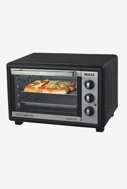 Inalsa Kwik Bake 18SF 18L Oven Toaster Griller (Black)