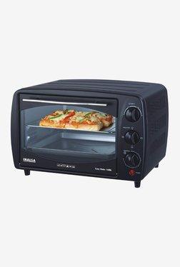 Inalsa Easy Bake 16BK 16L Oven Toaster Griller (Black)