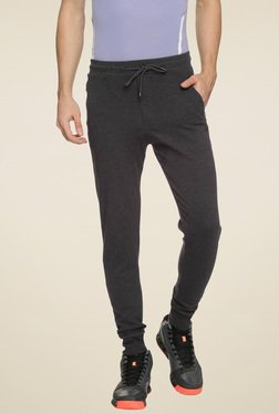 Proline Dark Grey Regular Fit Joggers