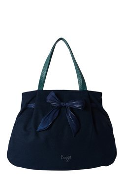 Baggit Trivial Hoor Gum Royal Blue Solid Shoulder Bag