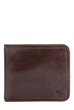 Hideisgn 264-15 Brown Leather Wallet
