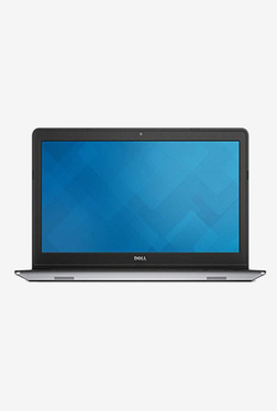 "Dell Inspiron 5547(i5 4th Gen/4GB/500GB/15.6""/W8/2GB) Silver"