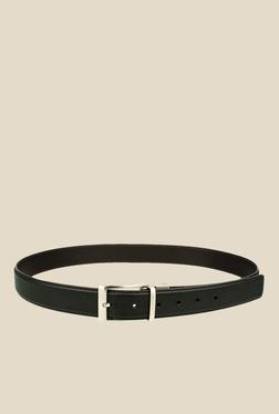 Hidesign Alberto Black Reversible Leather Belt