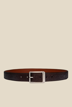 4cc8990f4 Hidesign Isaac Brown Reversible Leather Belt