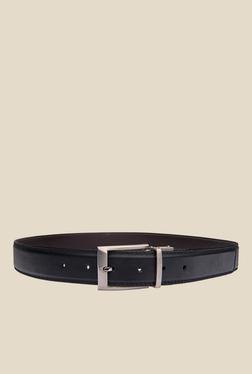 Hidesign Antonio Black Reversible Leather Belt