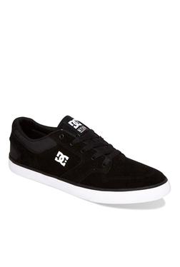DC Nyjah Vulc Black Sneakers