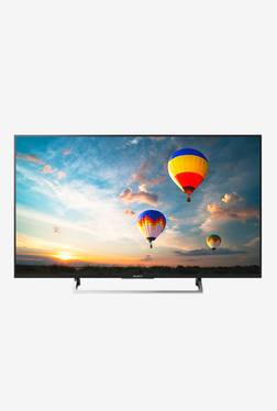 Sony 43 Inch LED Ultra HD (4K) TV (KD-43X8200E)